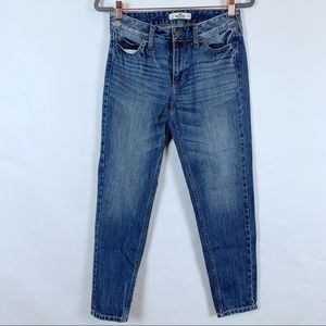 Hollister Mid-Rise Skinny Jeans